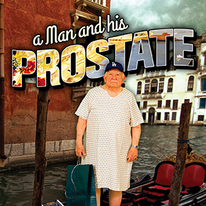 Ed Asner Stars in: a Man and his Prostate