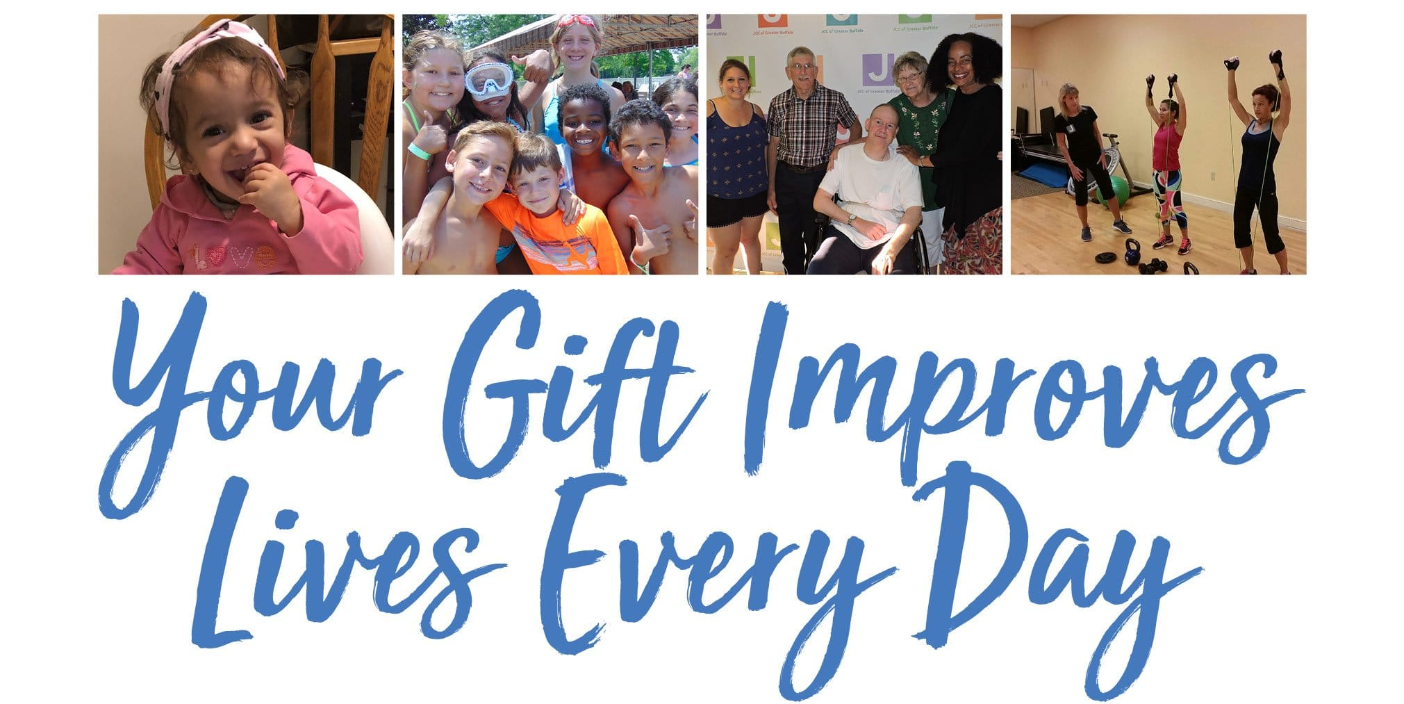 Donate to the JCC of Greater Buffalo