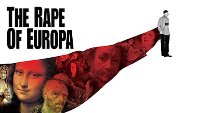 Talkback on the film Rape of Europa