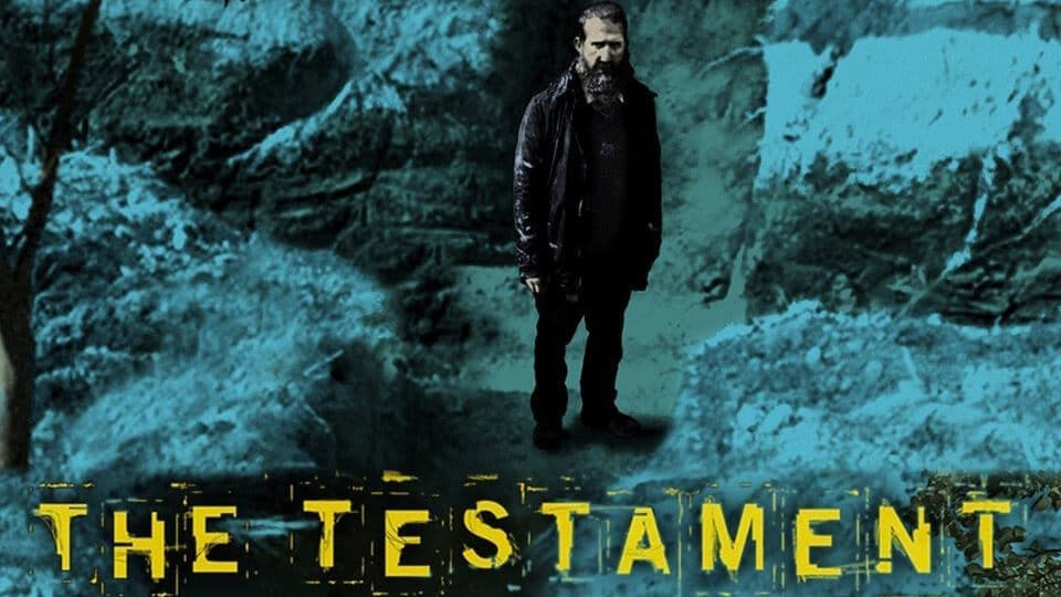 Talkback on the film The Testament