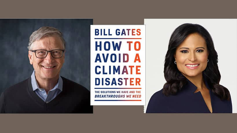 Bill Gates, How To Avoid a Climate Disaster: The Solutions We Have and The Breakthroughs We Need