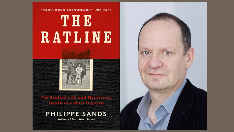 Philippe Sands, The Ratline: The Exalted Life and Mysterious Death of a Nazi Fugitive